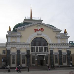 Железнодорожные вокзалы Софпорога