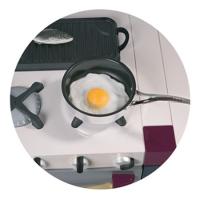 Кафе Катран Ойл - иконка «кухня» в Софпороге